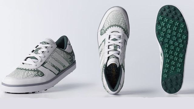 Adidas Unveils 'Big Check' Special Edition Golf Shoes for FedEx Cup