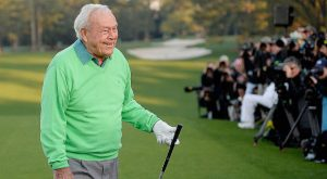 Arnold Palmer , the king of golf, dead at 87